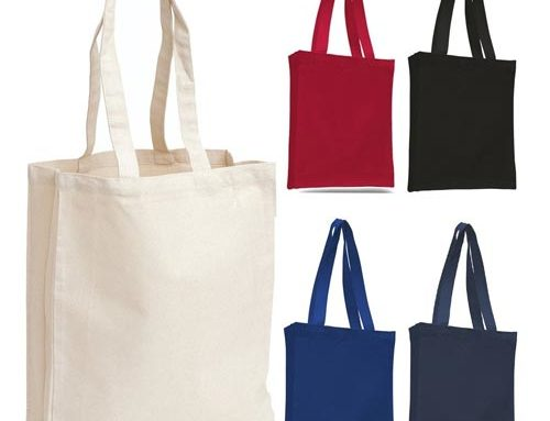Cotton Canvas Bags