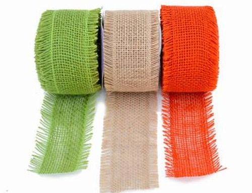 Jute Narrow Woven Fabric – Webbing/Tapes/Ribbons